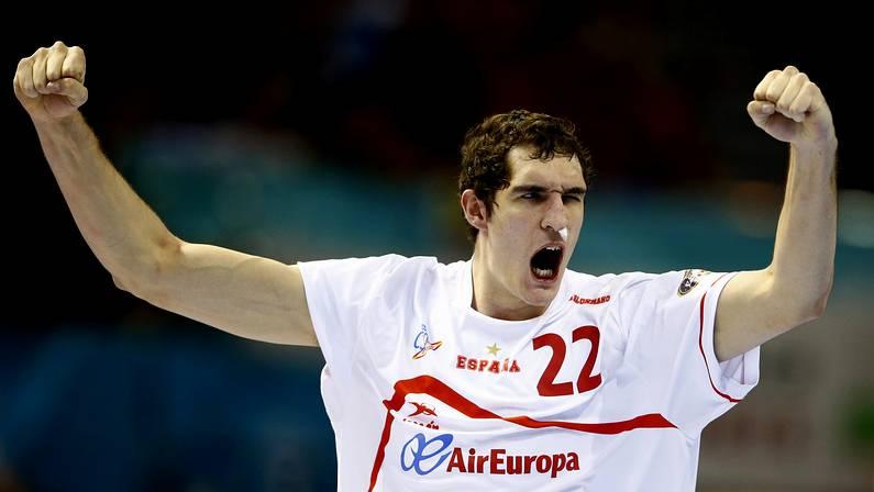 España tritura a Serbia y se mete en cuartos de final del ...