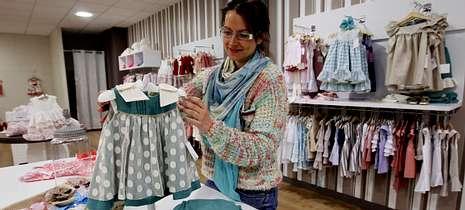 18d169f87 La «boutique» infantil Topitos abre, y Bershka se va