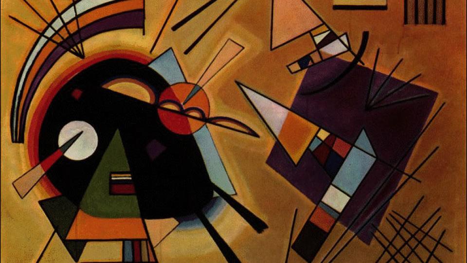 Wassily Kandinsky El Artista Que Creó La Abstracción Lírica