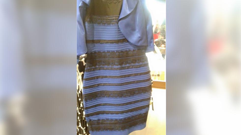 796039b90679 El enigma de por qué algunos ven un vestido azul y negro y otros ...