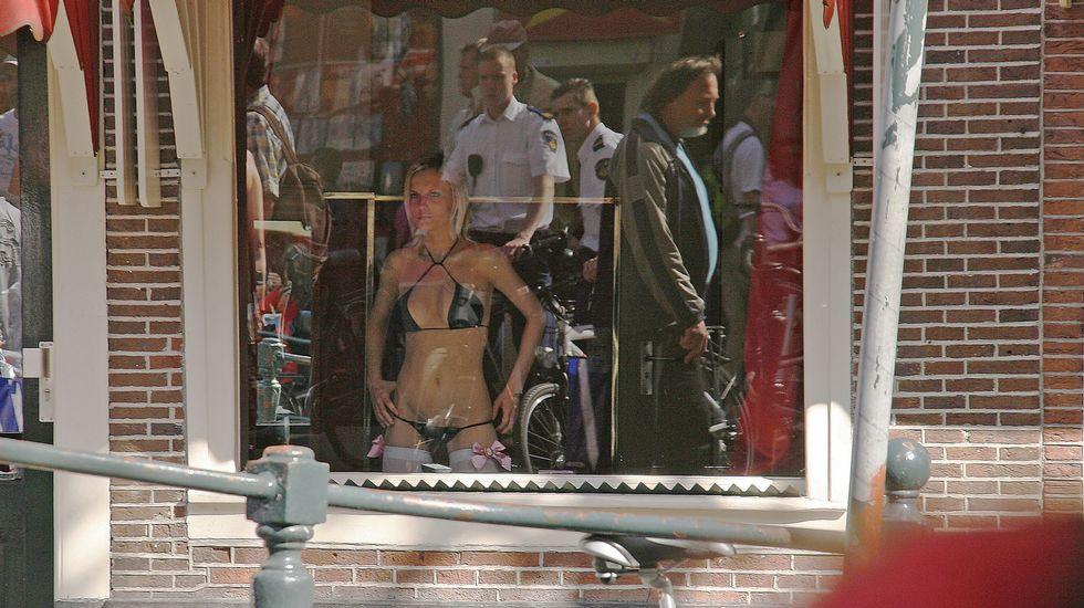 escaparates prostitutas holanda contacto prostitutas