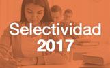 Selectividad 2017