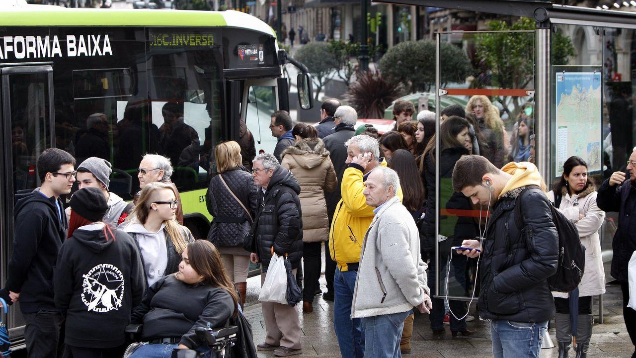 Más de 21.000 vigueses salen de la ciudad cada día para ir a trabajar