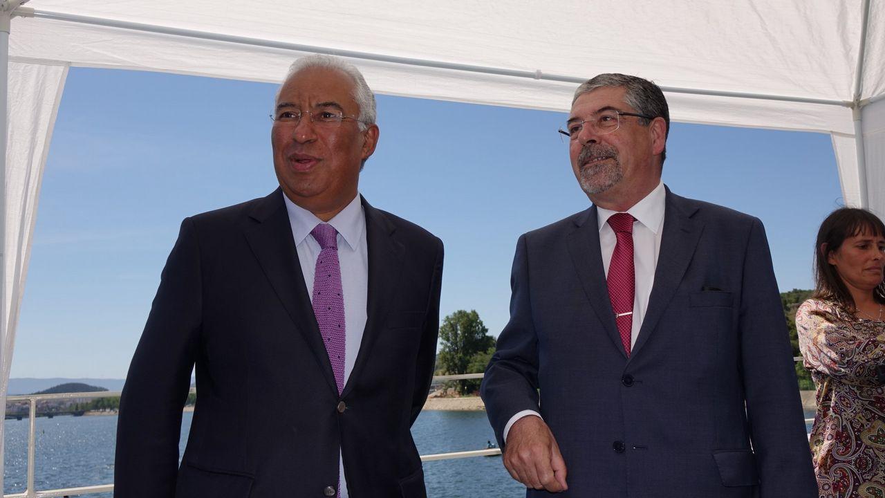 El alcalde de Coímbra promete un aeropuerto que rebajaría viajeros a Oporto