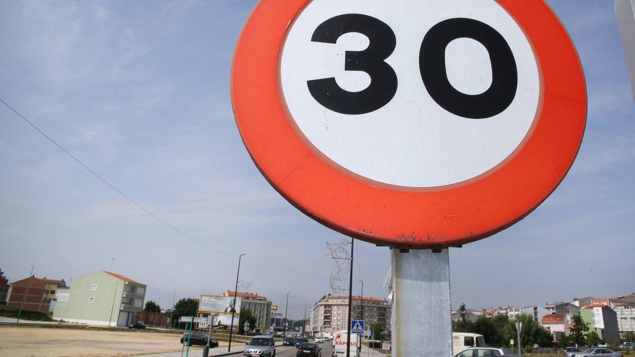 Tráfico a 30 por hora en las ciudades para evitar las muertes por atropello