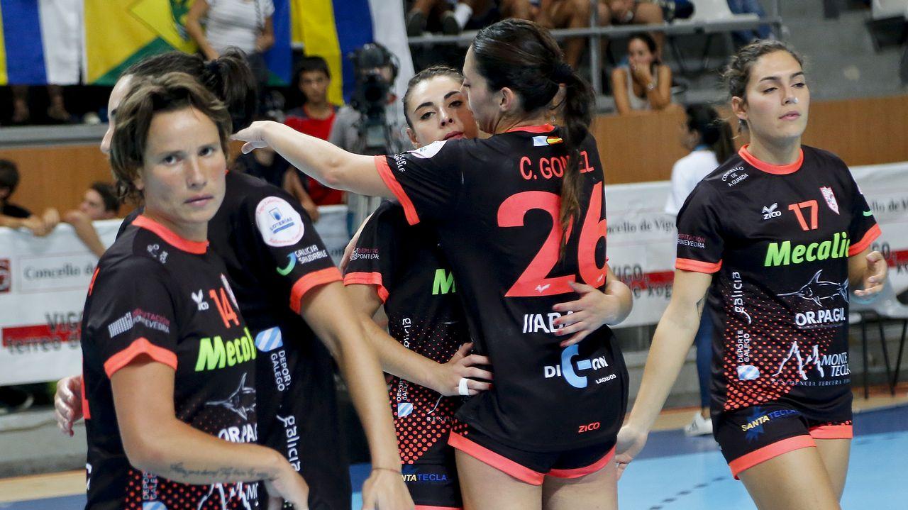 Los penaltis condenan al Guardés a jugar la segunda ronda de la Copa EHF