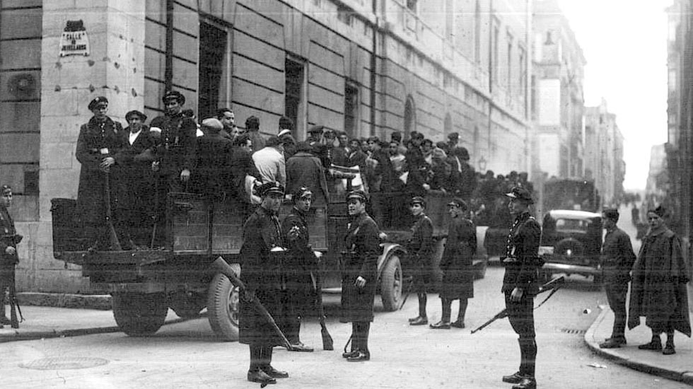 Resultado de imagen de 85 revolucion asturiana