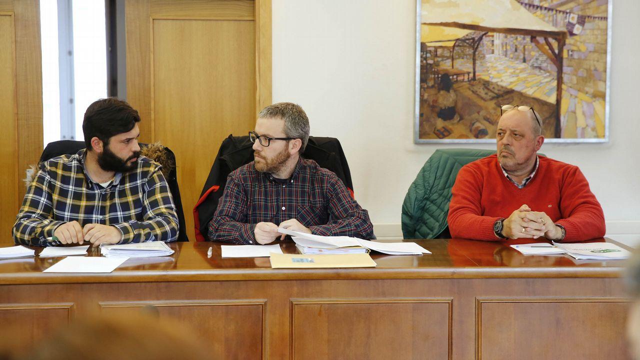 El PP renuncia a la censura en Ribadavia y acusa a BNG y Marea de plegarse a Santiago
