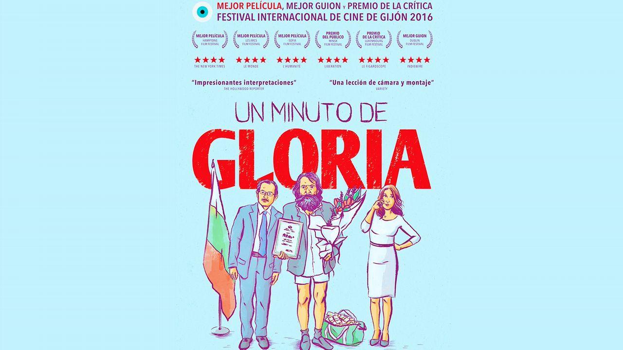 «Un minuto de gloria» búlgaros en el Lumiére