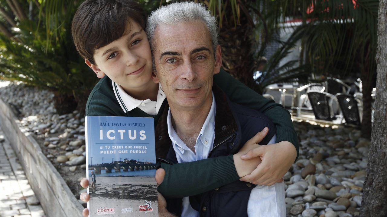 Raúl Davila: «Había olvidado a mi hijo, la persona más importante ...