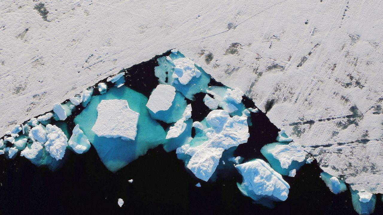 pretty nice e1f2d 73e97 Un iceberg del tamaño de Nueva York, a punto de desprenderse