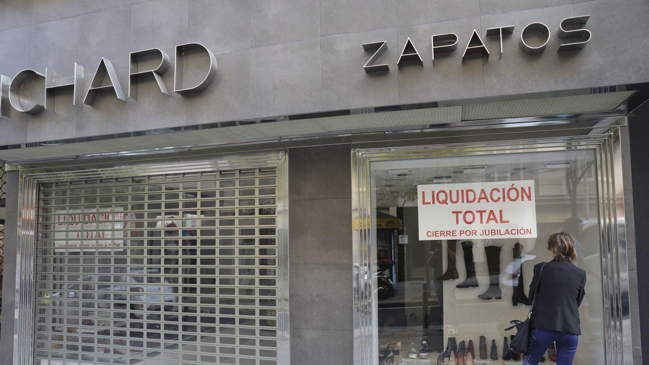 Adiós Richard Zapaterías Las A exoBrdC