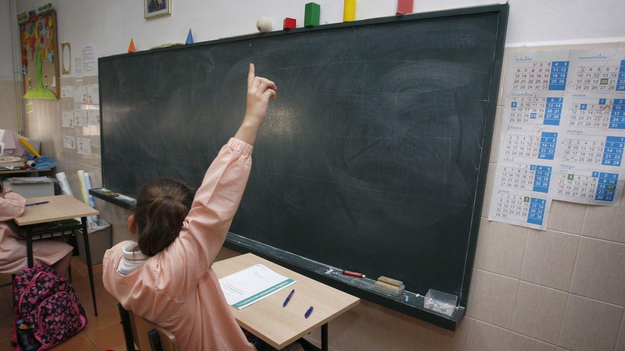 Luces y sombras de la escuela concertada en Galicia