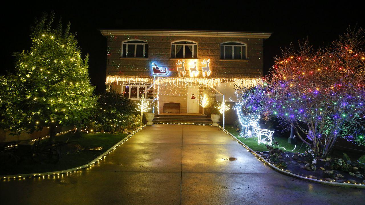 f23fc754dc0 «El gusto por la decoración navideña viene de familia y lo vivimos con  pasión»