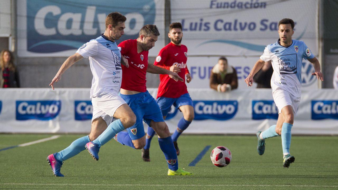 El Compostela empezó la segunda vuelta mejor que Bergantiños y Racing 9f1ee9ee6f0