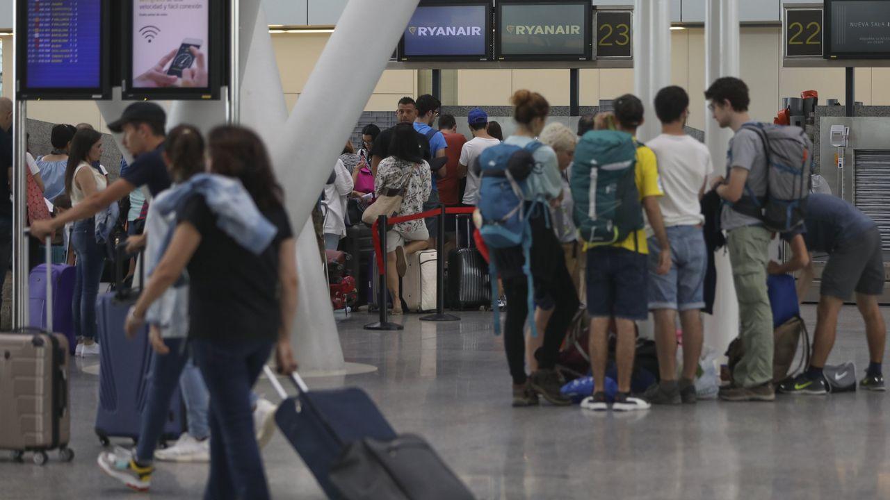 Las aerolíneas extienden al verano el ajuste de rutas exteriores en Santiago 6d4ab59e6279d