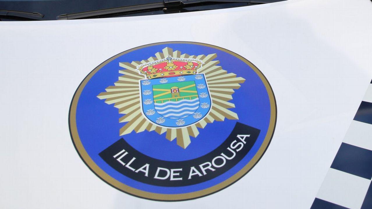 Arousa La Policía Local de A Illa inicia una campaña de control del cinturón 7a1c8f8d8
