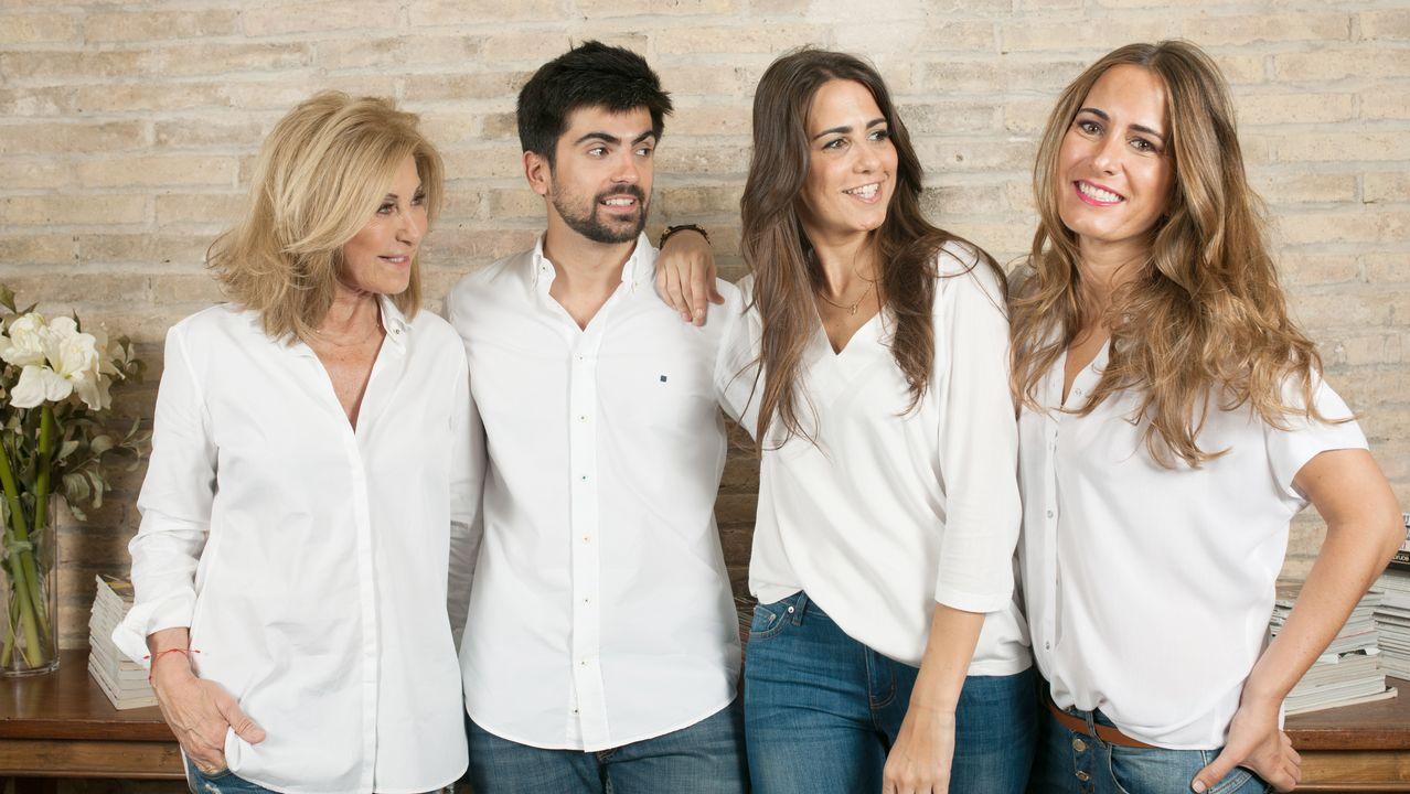 e35e17b4f4 Los hijos de Purificación García continúan la saga con la firma de  complementos Lonbali