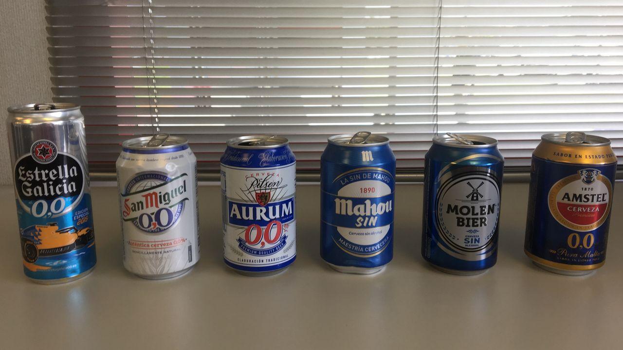 Cerveza sin alcohol: esta caña no me engaña