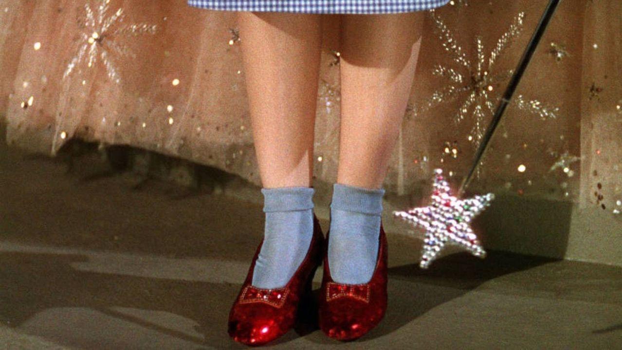 Los Zapatos Más Mágicos Del Cine