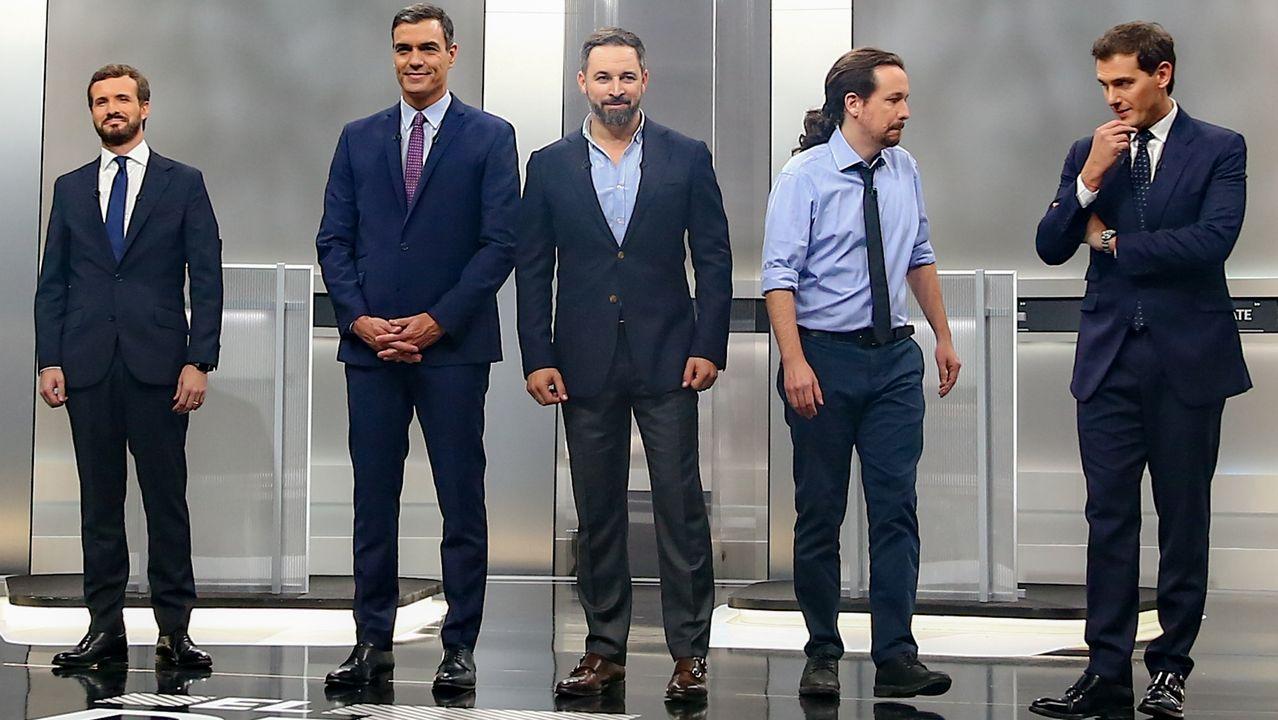Hoy en La Voz: Cinco trincheras en un debate bronco; el crimen de Foz; Barreras pierde los barcos de Havila y Armas; y mucho más
