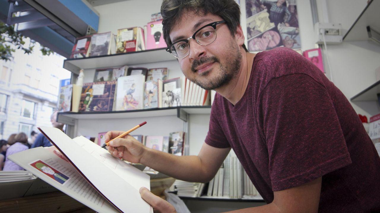 Martín Romero: O debuxante que o apostou todo á súa vocación