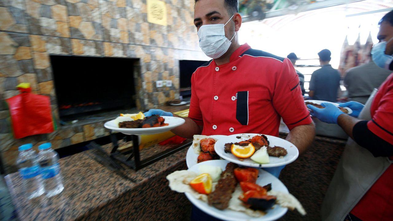 Coronavirus en bares y restaurantes: las pautas para evitar el contagio