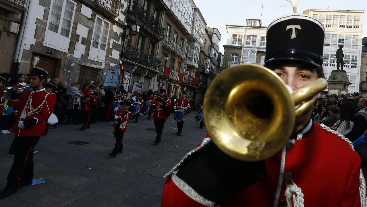 Autores Gallegos De Marchas De Semana Santa Que Solo Suenan Fuera De Galicia