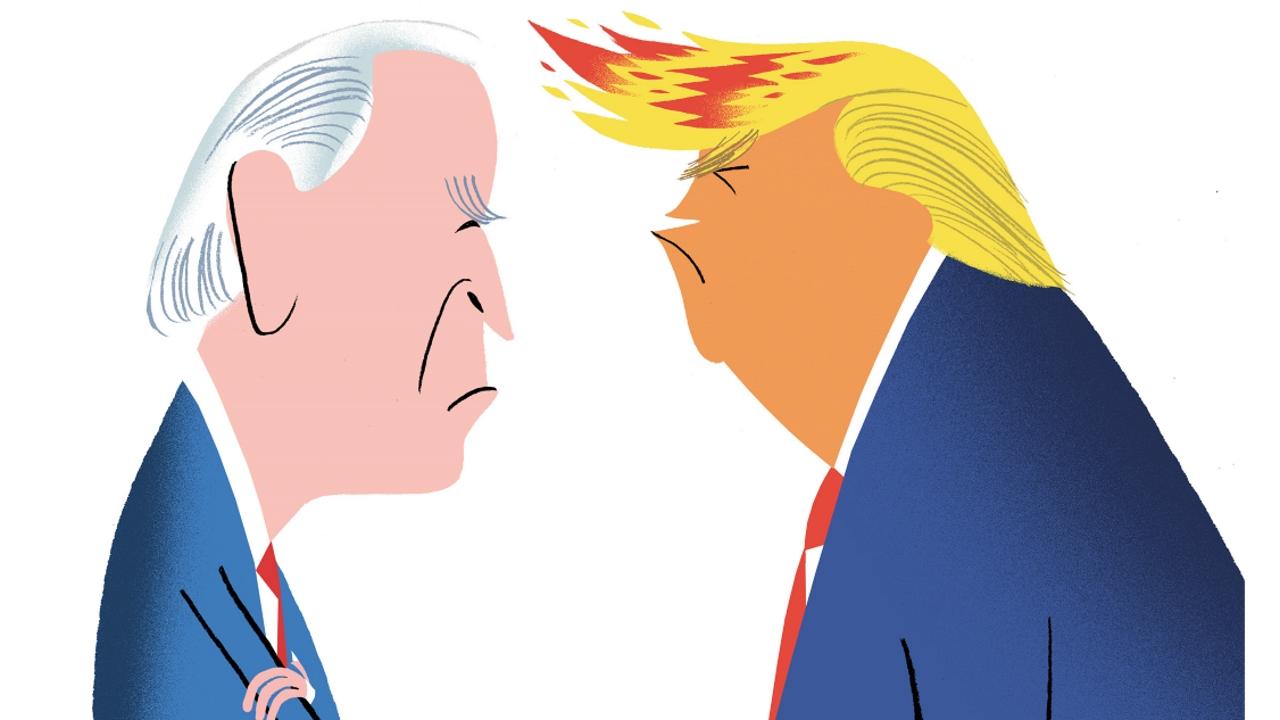Trump contra Biden: ¿Quiénes son los aspirantes a la presidencia de EE.UU.?