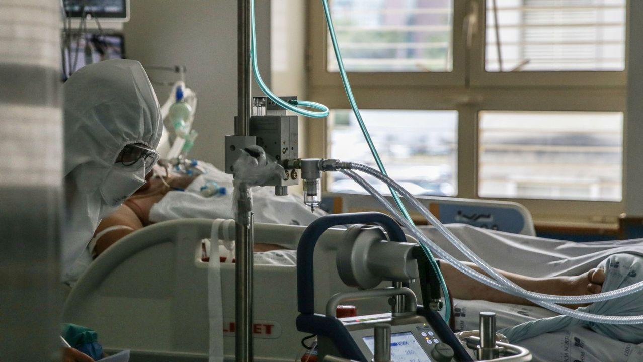 El covid no incide en un crecimiento extra en Galicia de la mortalidad, que sube un 2 %