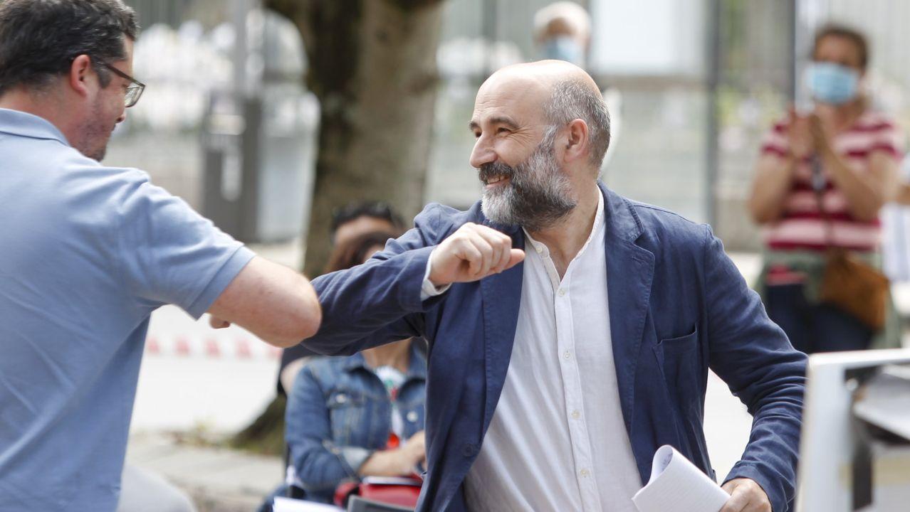 Podemos y PSOE recrudecen sus reproches al BNG por no apoyar los presupuestos