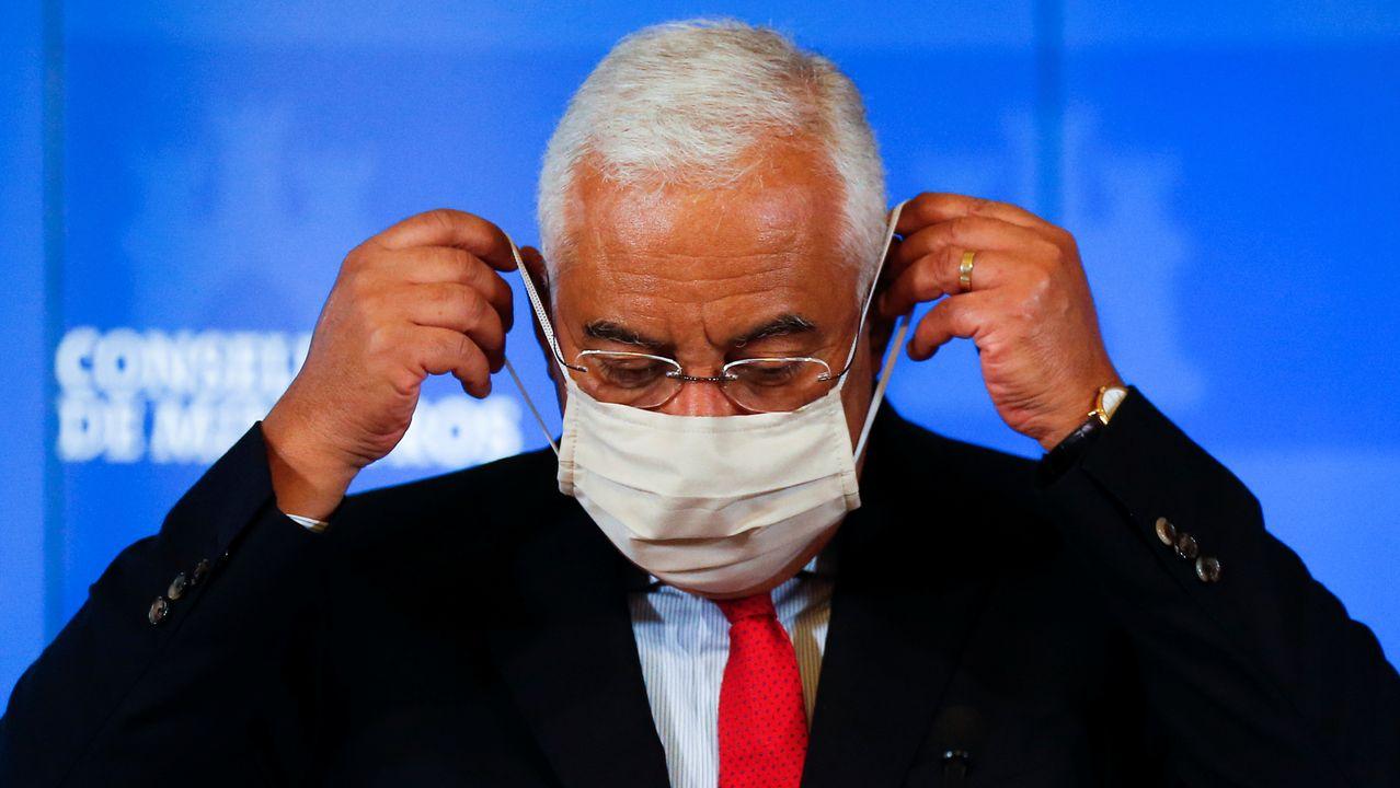 Image La pandemia entra en Portugal en la fase de la «responsabilidad individual»