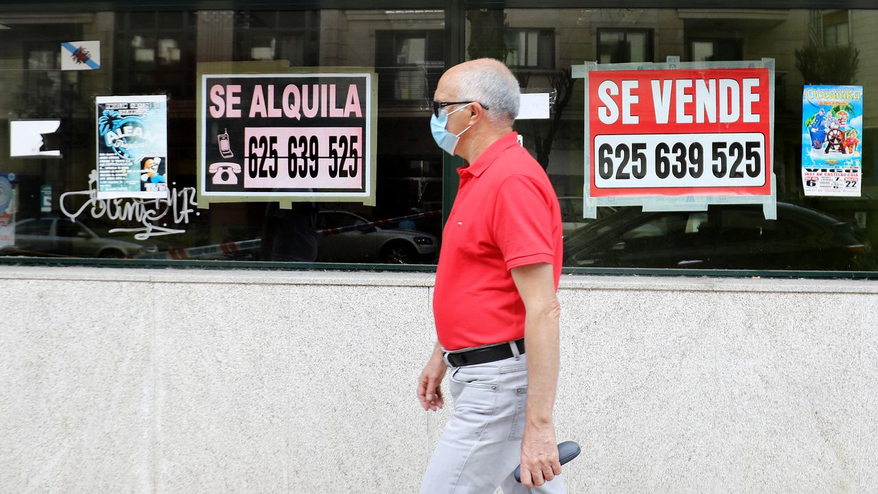 Galicia cerró el último trimestre del 2020 perdiendo pulso empresarial