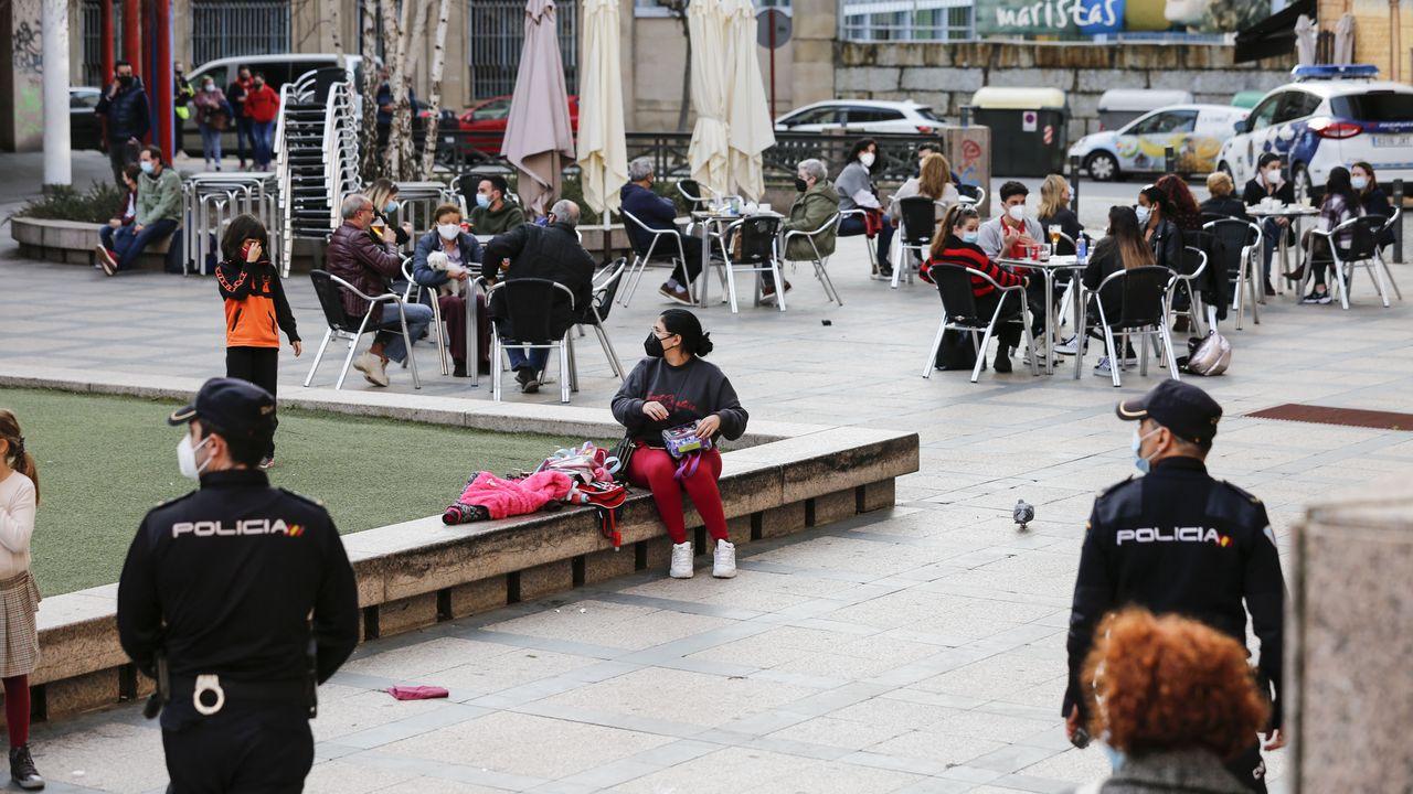 Ourense, entre las cinco provincias con un menor riesgo por coronavirus