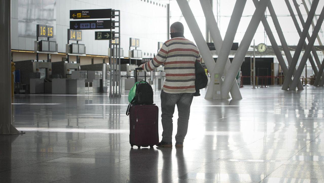 Galicia va a tardar en recuperar sus vuelos