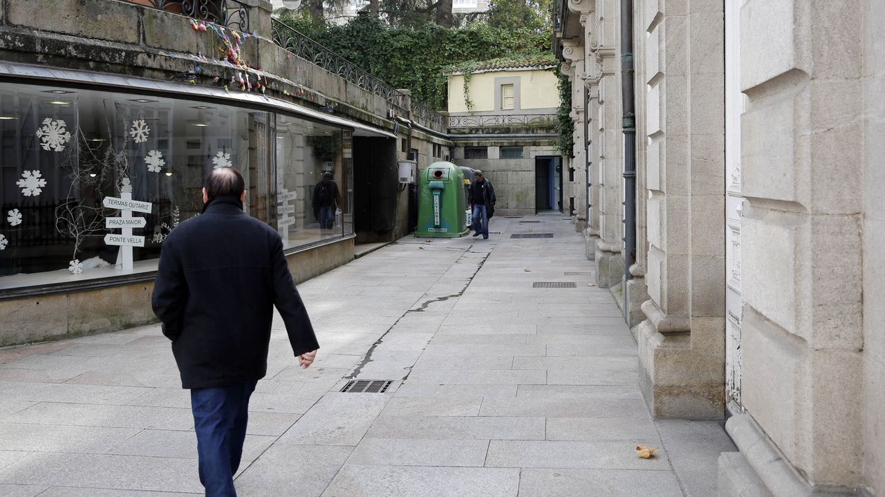 El Concello de Ourense reabre los aseos públicos, cerrados durante la pandemia
