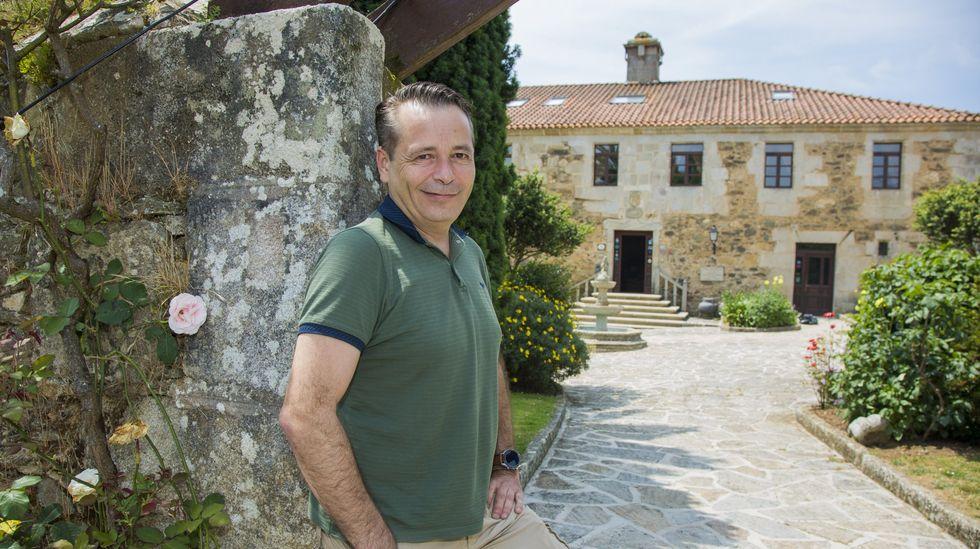 Pazo do Souto reabre con altas expectativas de ocupación para julio y agosto