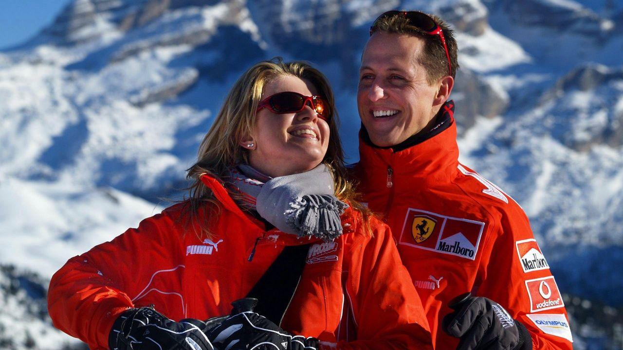 Corinna quería que Schumacher sobreviviera. Lo hizo, pero con consecuencias»