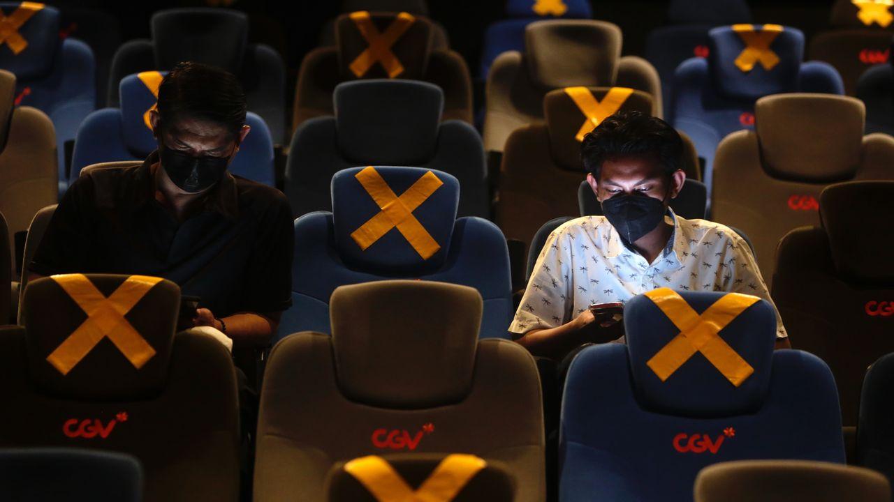 El precio de las entradas de cine será de 3,5 euros durante cuatro días