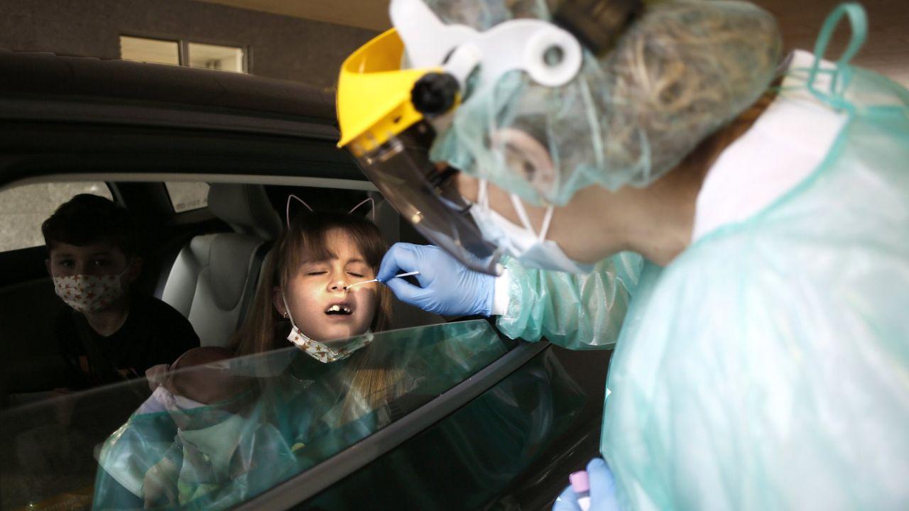 Los menores de 12 años, el grupo conmayor incidencia del virus