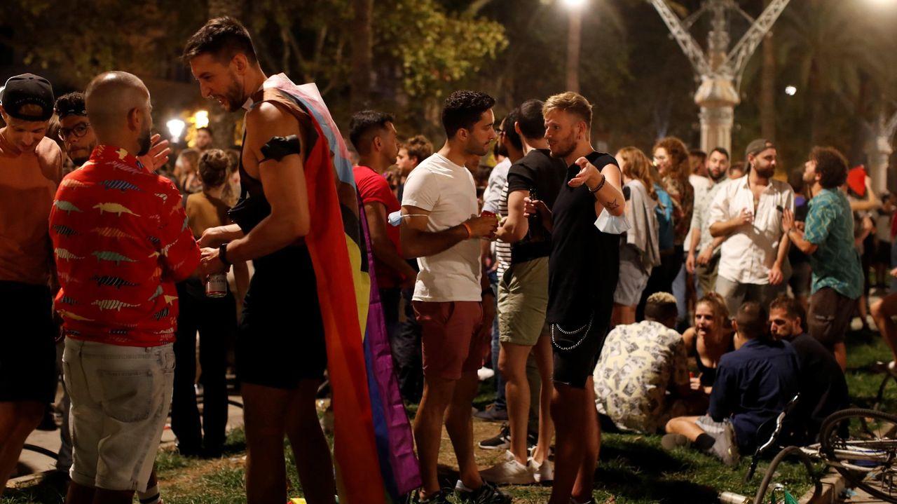 Cataluña plantea el pasaporte covid para las discotecas apoyándose en la sentencia gallega