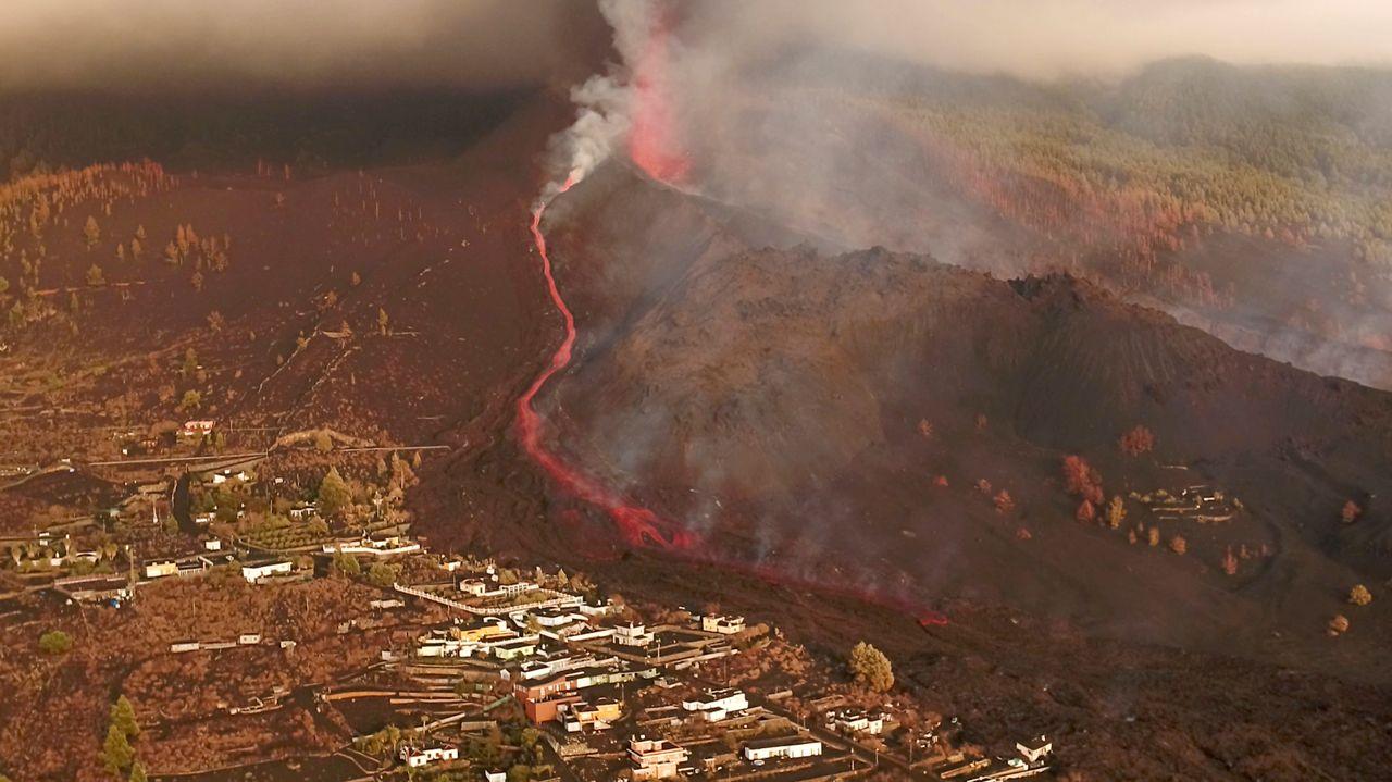 La erupción del volcán supera su primera semana estable, pero genera más daños