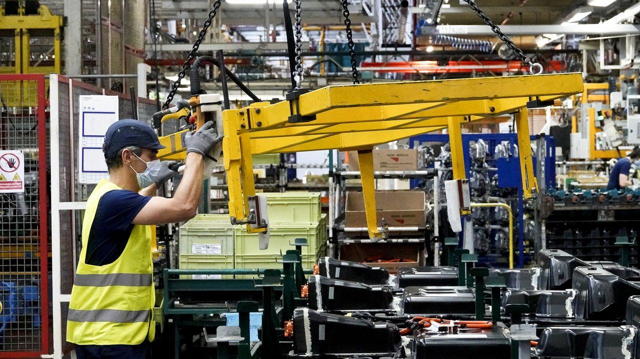 La incubadora de la industria del automóvil pone la tercera marcha