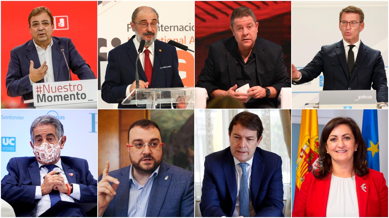Feijoo solo cambiará la fecha de la reunión de presidentes autonómicos si lo quiere «la mayoría»