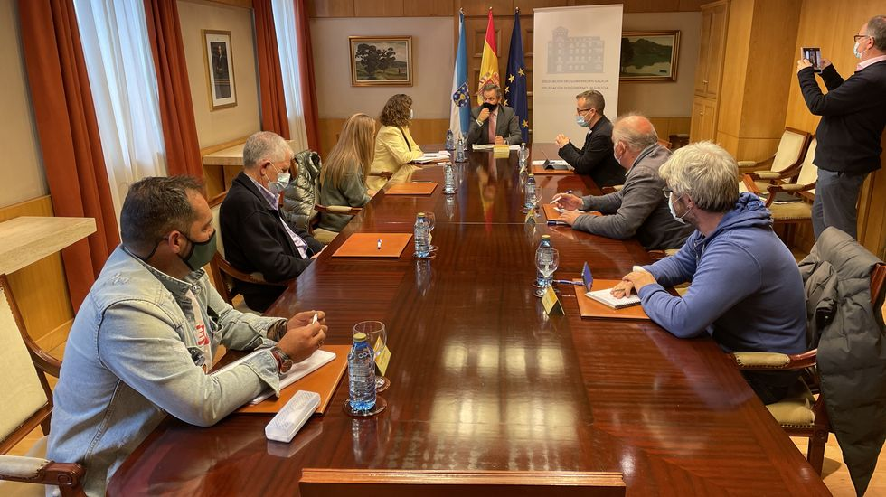 Miñones urge a la Xunta a firmar el convenio de transición pontés