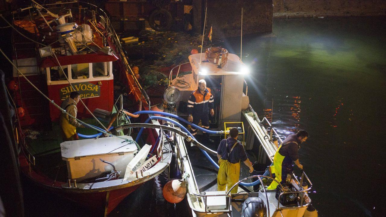 El BNG pide en el Parlamento de Galicia más seguridad para el puerto malpicán