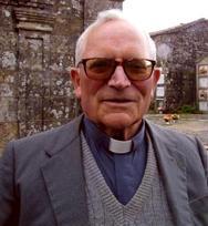 Casimiro Valiñas lleva 16 años como sacerdote en Pedre, Castro y Tomonde