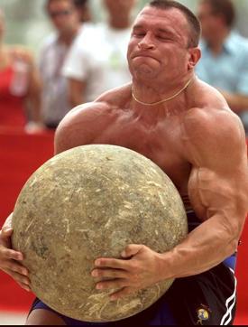 EL HOMBRE MÁS FUERTE DEL MUNDO | Cosas increibles Ugliest Person In The World Guinness World Record