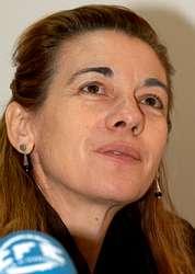 Pilar Manjón preside la Asociación de Víctimas del 11-M