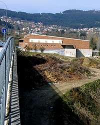 La piscina municipal tendr sauna gimnasio solarium e for Piscina municipal vigo